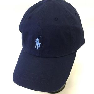 Ralph Lauren Polo Navy Baseball Cap